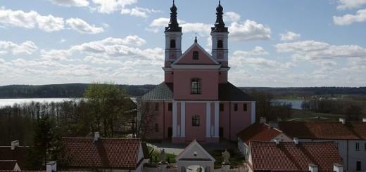 Klasztor Wigierski